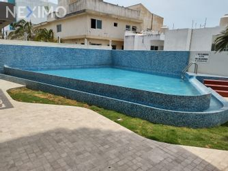 NEX-46201 - Departamento en Renta, con 3 recamaras, con 2 baños, con 114 m2 de construcción en La Matoza (Acapulquito), CP 95264, Veracruz de Ignacio de la Llave.