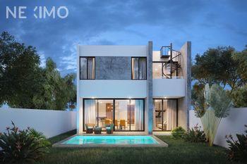NEX-47099 - Casa en Venta, con 3 recamaras, con 3 baños, con 1 medio baño, con 260 m2 de construcción en Dzityá, CP 97302, Yucatán.