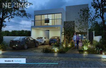 NEX-47664 - Casa en Venta, con 3 recamaras, con 3 baños, con 1 medio baño, con 218 m2 de construcción en Cholul, CP 97305, Yucatán.