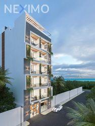 NEX-40584 - Departamento en Venta en Luis Donaldo Colosio, CP 77728, Quintana Roo, con 1 recamara, con 1 baño, con 44 m2 de construcción.