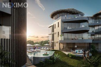 NEX-40612 - Departamento en Venta en Playa del Carmen, CP 77710, Quintana Roo, con 2 recamaras, con 2 baños, con 100 m2 de construcción.