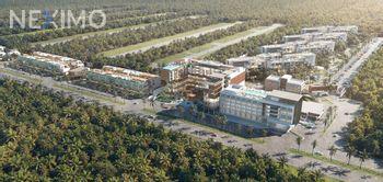 NEX-40998 - Departamento en Venta en La Guadalupana, CP 77724, Quintana Roo, con 1 recamara, con 1 baño, con 58 m2 de construcción.