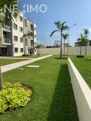 NEX-40609 - Departamento en Renta, con 2 recamaras, con 2 baños, con 100 m2 de construcción en Supermanzana 313, CP 77533, Quintana Roo.
