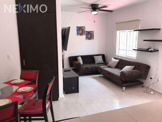 NEX-53719 - Departamento en Renta, con 2 recamaras, con 1 baño, con 85 m2 de construcción en Real Bilbao, CP 77714, Quintana Roo.