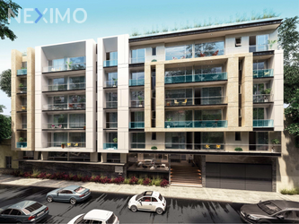 NEX-44429 - Departamento en Venta, con 2 recamaras, con 2 baños, con 62 m2 de construcción en Escandón I Sección, CP 11800, Ciudad de México.