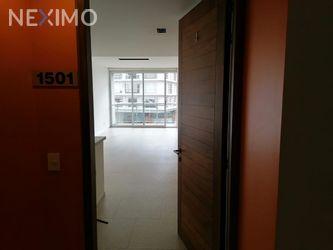 NEX-41618 - Departamento en Renta, con 2 recamaras, con 2 baños, con 106 m2 de construcción en Anáhuac I Sección, CP 11320, Ciudad de México.