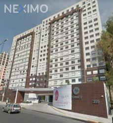 NEX-50327 - Departamento en Renta, con 2 recamaras, con 2 baños, con 103 m2 de construcción en Lomas de Santa Fe, CP 01219, Ciudad de México.