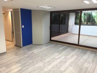 NEX-41543 - Oficina en Renta en Del Valle Centro, CP 03100, Ciudad de México, con 4 recamaras, con 120 m2 de construcción.
