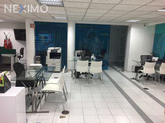 NEX-41612 - Oficina en Renta en Cuauhtémoc, CP 06500, Ciudad de México, con 2 recamaras, con 2 medio baños, con 160 m2 de construcción.