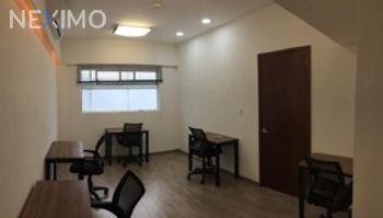 NEX-42670 - Oficina en Renta, con 12 m2 de construcción en Polanco V Sección, CP 11560, Ciudad de México.