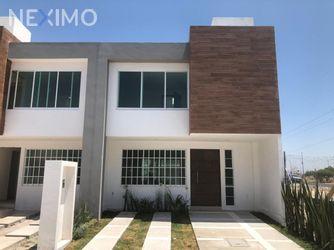 NEX-47364 - Casa en Venta, con 3 recamaras, con 2 baños, con 1 medio baño, con 123 m2 de construcción en Lomas de San Ángel, CP 76116, Querétaro.