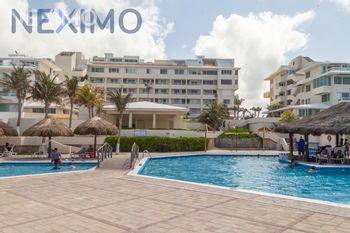 NEX-42408 - Departamento en Renta, con 1 recamara, con 1 baño, con 50 m2 de construcción en Zona Hotelera, CP 77500, Quintana Roo.