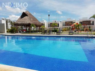 NEX-43045 - Casa en Venta, con 3 recamaras, con 1 baño, con 1 medio baño, con 80 m2 de construcción en Palmanova, CP 77723, Quintana Roo.