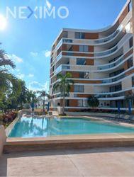 NEX-50991 - Departamento en Renta, con 3 recamaras, con 4 baños, con 184 m2 de construcción en Residencial Cumbres, CP 77560, Quintana Roo.