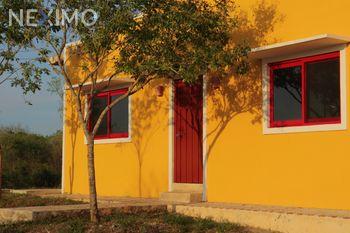 NEX-54692 - Casa en Venta, con 1 recamara, con 1 baño, con 65 m2 de construcción en Tunkás, CP 97650, Yucatán.