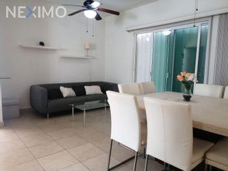 NEX-54458 - Departamento en Renta, con 3 recamaras, con 2 baños, con 78 m2 de construcción en Supermanzana 327, CP 77535, Quintana Roo.