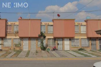 NEX-43867 - Casa en Renta, con 2 recamaras, con 1 baño, con 65 m2 de construcción en Los Héroes Tecámac II, CP 55764, México.