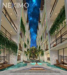 NEX-54386 - Cuarto en Venta, con 1 recamara, con 1 baño, con 29 m2 de construcción en Aldea Zama, CP 77760, Quintana Roo.