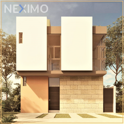 NEX-45542 - Casa en Venta, con 3 recamaras, con 2 baños, con 1 medio baño, con 159 m2 de construcción en Álamos I, CP 77533, Quintana Roo.