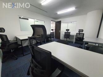 NEX-47893 - Oficina en Renta, con 1 recamara, con 2 baños, con 17 m2 de construcción en Tabacalera, CP 06030, Ciudad de México.