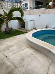 NEX-47274 - Casa en Renta, con 3 recamaras, con 3 baños, con 160 m2 de construcción en Supermanzana 312, CP 77533, Quintana Roo.