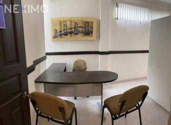 NEX-47135 - Oficina en Renta, con 1 recamara, con 1 baño, con 1 medio baño, con 20 m2 de construcción en 1° de Mayo, CP 89450, Tamaulipas.