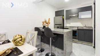 NEX-53000 - Departamento en Venta, con 2 recamaras, con 2 baños, con 61 m2 de construcción en Ajusco, CP 04300, Ciudad de México.