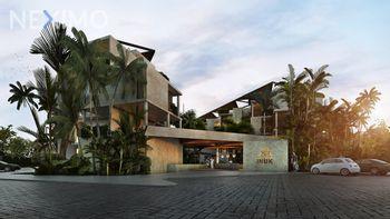 NEX-46592 - Departamento en Venta, con 2 recamaras, con 2 baños, con 92 m2 de construcción en Lolkaatun, CP 77727, Quintana Roo.