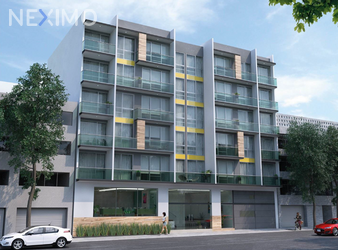 NEX-47434 - Departamento en Venta, con 2 recamaras, con 2 baños, con 65 m2 de construcción en Portales Sur, CP 03300, Ciudad de México.