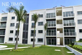 NEX-47478 - Departamento en Renta, con 2 recamaras, con 2 baños, con 88 m2 de construcción en Supermanzana 312, CP 77533, Quintana Roo.