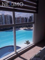 NEX-47705 - Departamento en Renta, con 2 recamaras, con 2 baños, con 78 m2 de construcción en Supermanzana 512, CP 77534, Quintana Roo.