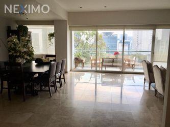 NEX-47876 - Departamento en Venta, con 3 recamaras, con 3 baños, con 238 m2 de construcción en Lomas de Santa Fe, CP 01219, Ciudad de México.