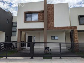 NEX-52040 - Casa en Venta, con 3 recamaras, con 2 baños, con 1 medio baño, con 188 m2 de construcción en Portento, CP 32543, Chihuahua.