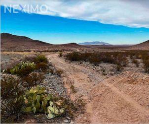 NEX-52306 - Terreno en Venta en Samalayuca, CP 32730, Chihuahua.