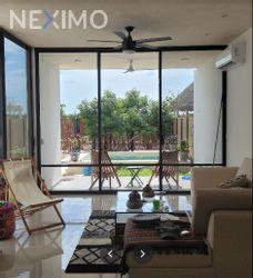 NEX-52656 - Departamento en Venta, con 2 recamaras, con 2 baños, con 1 medio baño, con 135 m2 de construcción en Chicxulub, CP 97340, Yucatán.