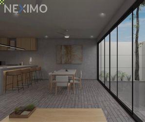 NEX-51817 - Casa en Venta, con 3 recamaras, con 2 baños, con 1 medio baño, con 153 m2 de construcción en Arbolada, CP 77533, Quintana Roo.