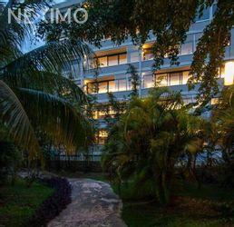 NEX-53603 - Departamento en Renta, con 2 recamaras, con 2 baños, con 1 medio baño, con 174 m2 de construcción en Residencial Cumbres, CP 77560, Quintana Roo.