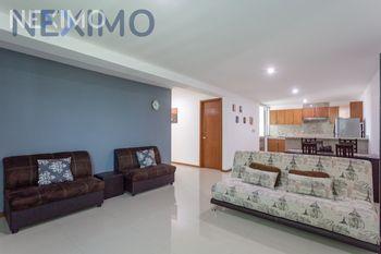 NEX-51025 - Departamento en Renta, con 3 recamaras, con 2 baños, con 122 m2 de construcción en Residencial Barrio Real, CP 72814, Puebla.