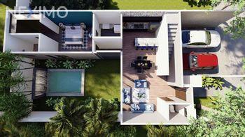 NEX-51756 - Casa en Venta, con 1 recamara, con 1 baño, con 1 medio baño, con 81 m2 de construcción en Misnébalam, CP 97308, Yucatán.