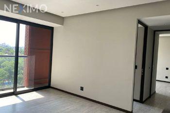 NEX-50661 - Departamento en Venta, con 2 recamaras, con 2 baños, con 2 medio baños, con 76 m2 de construcción en Ladrón de Guevara, CP 44600, Jalisco.