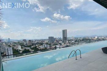 NEX-50678 - Departamento en Renta, con 2 recamaras, con 2 baños, con 76 m2 de construcción en Ladrón de Guevara, CP 44600, Jalisco.