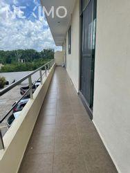 NEX-54618 - Departamento en Renta, con 2 recamaras, con 2 baños, con 70 m2 de construcción en Colegios, CP 77560, Quintana Roo.