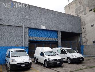 NEX-54586 - Bodega en Renta, con 1 recamara, con 8 baños, con 8 medio baños, con 2800 m2 de construcción en Escandón II Sección, CP 11800, Ciudad de México.