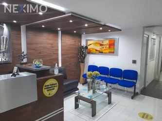 NEX-54654 - Oficina en Renta, con 1 recamara, con 1 baño, con 1 medio baño, con 65 m2 de construcción en Hipódromo Condesa, CP 06170, Ciudad de México.