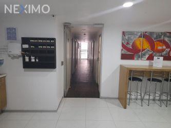 NEX-55352 - Oficina en Renta, con 1 recamara, con 1 medio baño, con 9 m2 de construcción en Hipódromo Condesa, CP 06170, Ciudad de México.