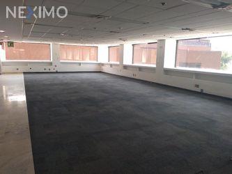 NEX-55553 - Oficina en Renta, con 508 m2 de construcción en Del Valle Norte, CP 03103, Ciudad de México.