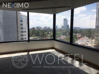 NEX-55555 - Oficina en Renta, con 518 m2 de construcción en Guadalupe Inn, CP 01020, Ciudad de México.