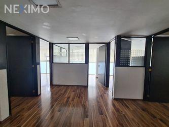 NEX-55580 - Oficina en Renta, con 81 m2 de construcción en Del Valle Centro, CP 03100, Ciudad de México.