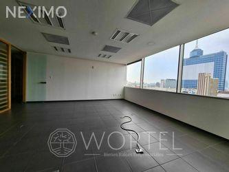 NEX-55584 - Oficina en Renta, con 1 medio baño, con 250 m2 de construcción en Del Valle Centro, CP 03100, Ciudad de México.
