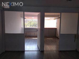 NEX-55585 - Oficina en Renta, con 55 m2 de construcción en Ampliación Nápoles, CP 03840, Ciudad de México.